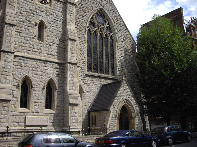 Armenian Church of St Yeghiche Cranley Gardens
