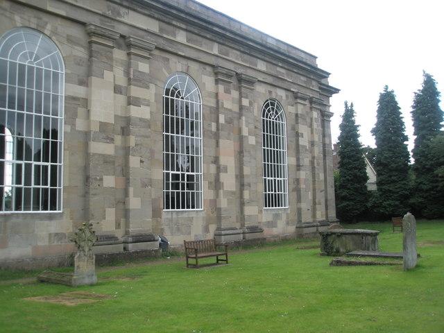 Elegant Windows At St Mary Magdalene C Basher Eyre