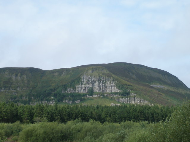 Benaughlin Mountain