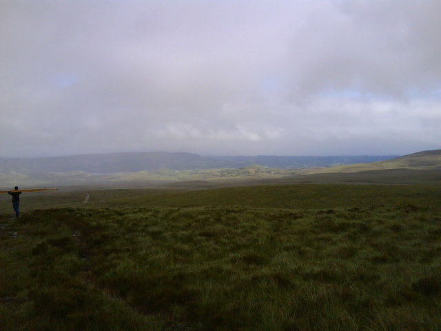 Cuilcagh Mountainside