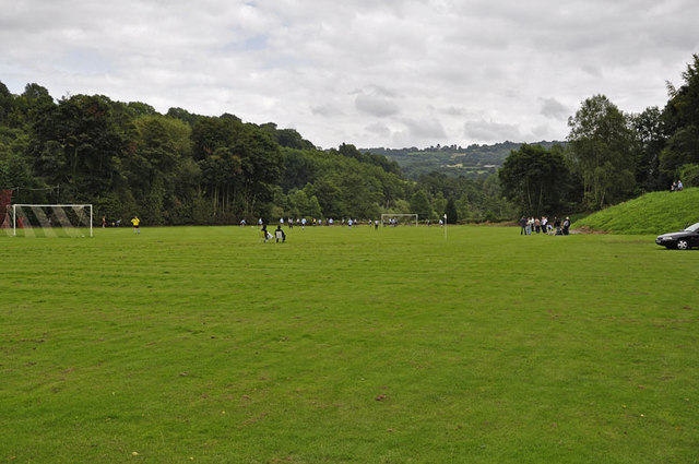 Reeds Sports Ground, Lower Lydbrook
