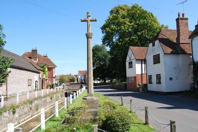 War memorial in East Meon