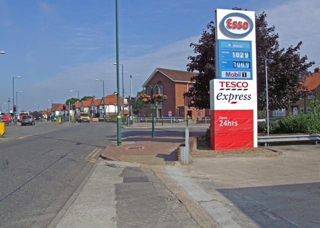 Ewell Road