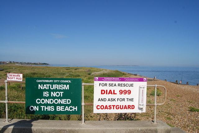 Swalecliffe Beach Is It Dog Friendly