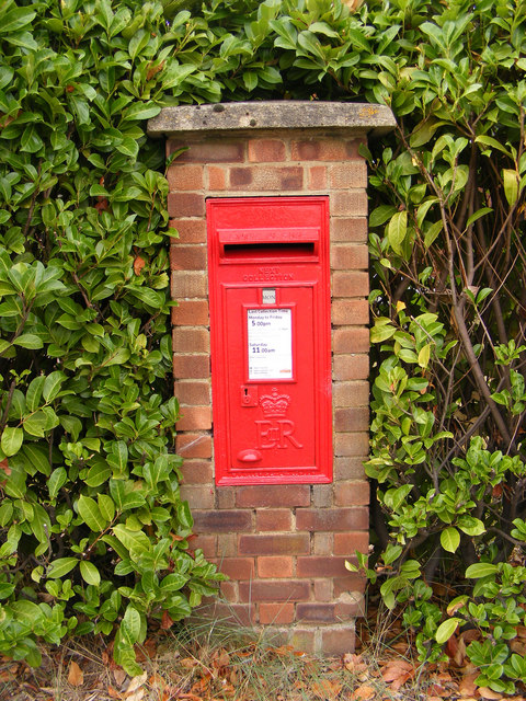 Crown Point Postbox