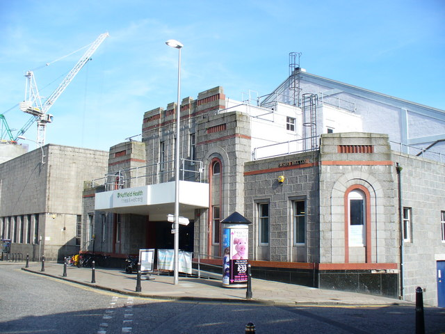 Former Odeon, Justice Mill Lane