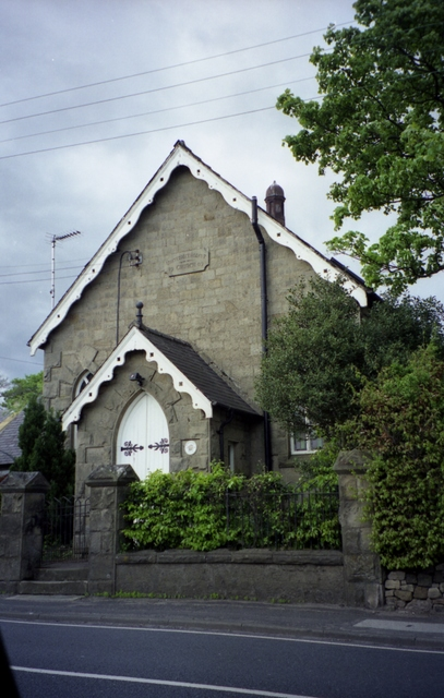 Methodist Chapel in Otterburn