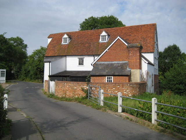 Sible Hedingham: Alderford Mill