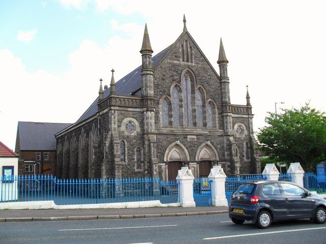 Ballysillan Presbyterian Church