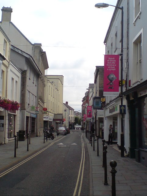 King street carmarthen
