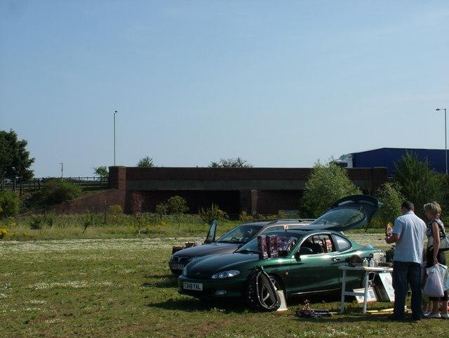 Bury St Edmunds Car Boot Sale