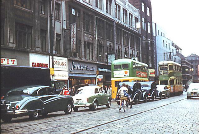 Argyle Street Glasgow 1962 169 Chris Coleman Geograph