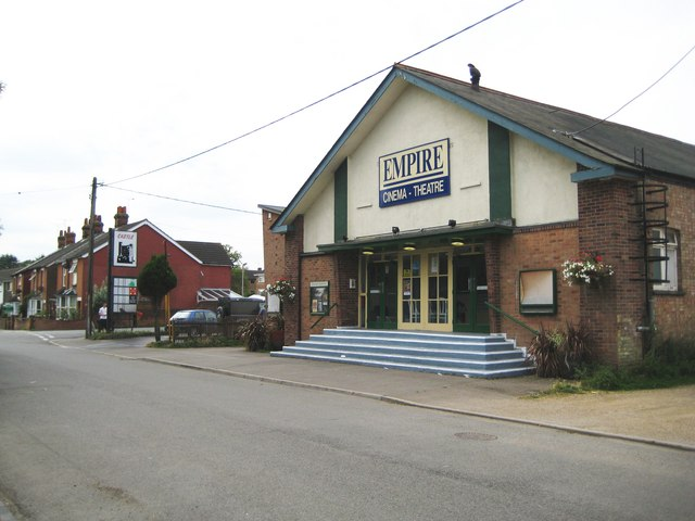 Halstead: The Empire Theatre