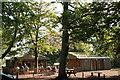 SU9585 : Tea Room at Burnham Beeches by Tim S Addison