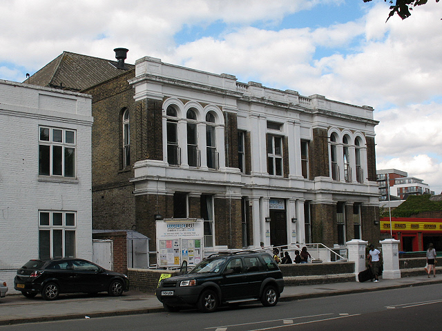 West Greenwich Community Centre