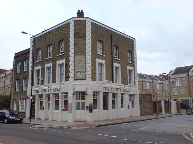 The Cubitt Arms Pub, Cubitt Town