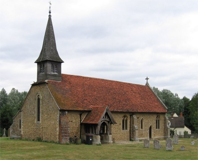 St. John the Evangelist Church, Little Leighs, Essex