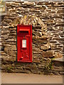 SX0991 : Boscastle: postbox № PL35 74 by Chris Downer