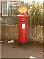 SX0588 : Tintagel: postbox № PL34 36 by Chris Downer