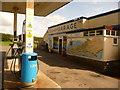 SX2284 : Laneast: Moorview Garage by Chris Downer