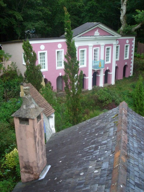 Unicorn Cottage, Portmeirion