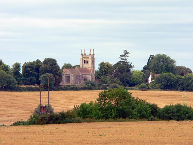 Leighton Bromswold Church