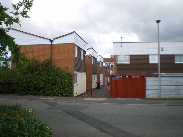 Sutton Hill houses