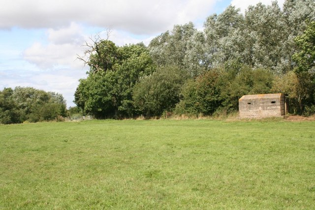Pillbox and gate