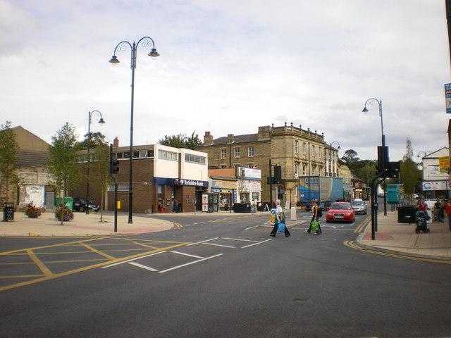 Market Place, Heckmondwike