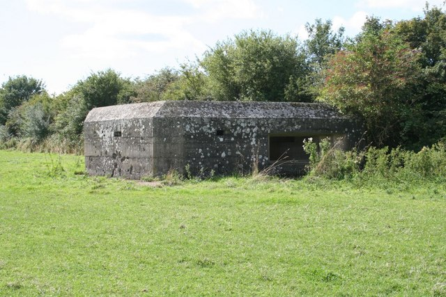 Second pillbox