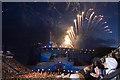 NT2573 : Fireworks display, Edinburgh Military Tattoo : Week 35