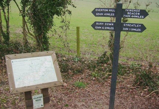 The Ridgeway (Thurle Car Park)