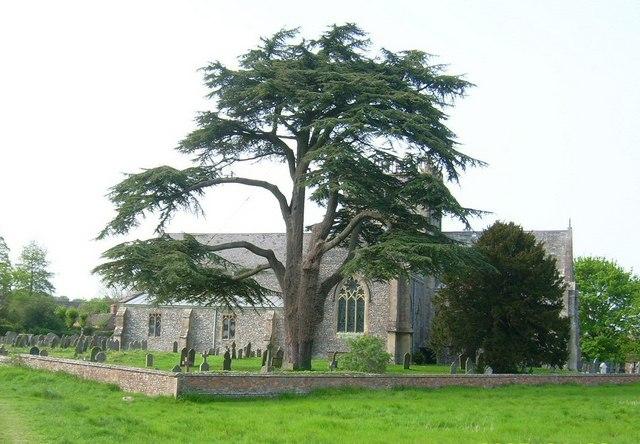 Great Bedwyn Churchyard