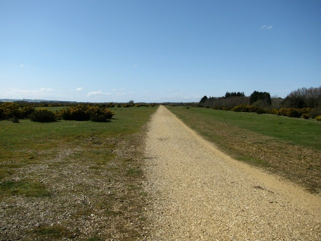 Cycle Track, Greenham Common