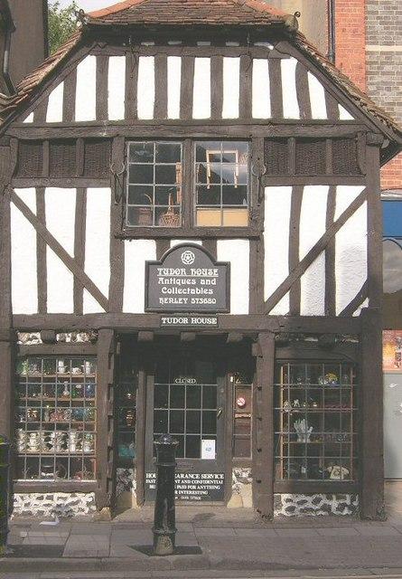 Old Tudor House, Henley on Thames