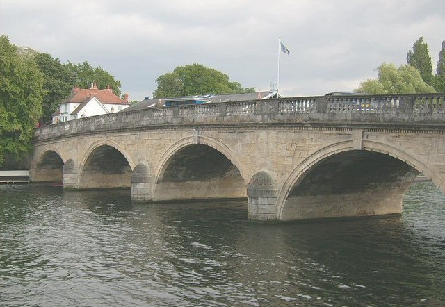 The Bridge, Henley On Thames
