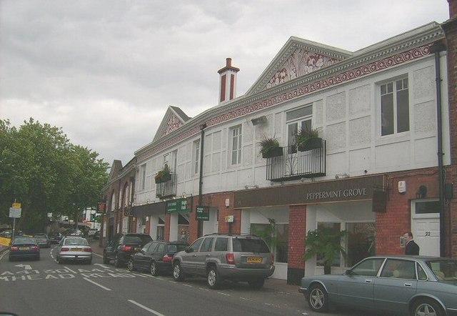 Thameside Street, Henley On Thames