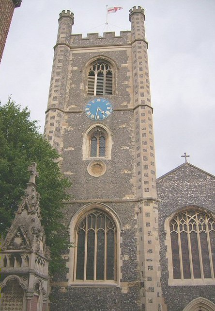 St. Mary The Virgin Church, Henley On Thames