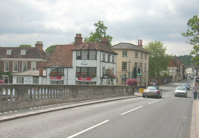 Henley On Thames (Town Centre)
