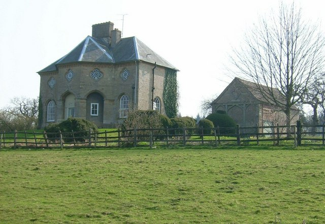 Lodge Farm, near Ditchley