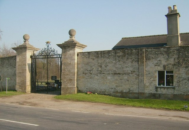 Ditchley Gate (Blenheim Estate)