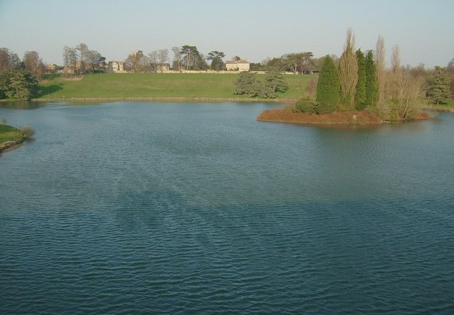 The Great Lake, Blenheim Estate