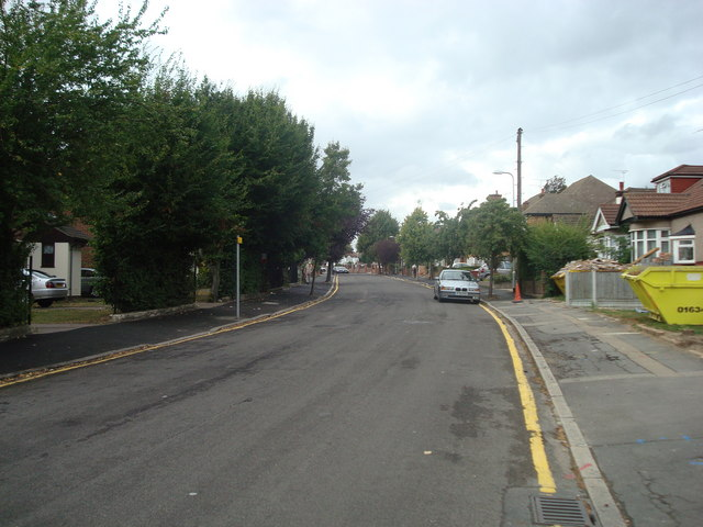 Minster Way, Upminster