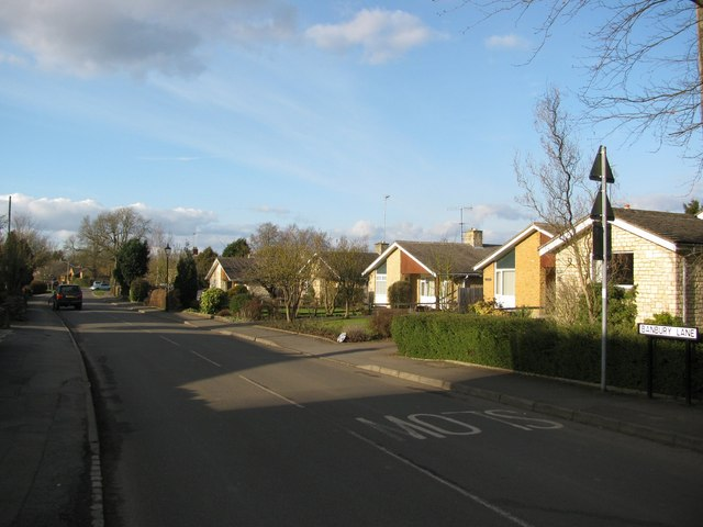 Banbury Lane (bungalows), King's Sutton