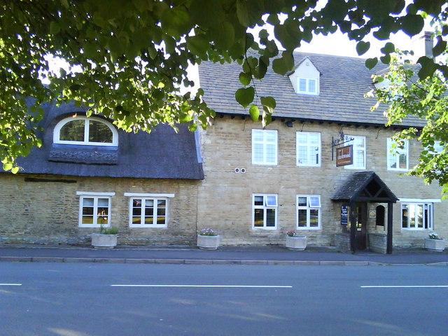 The Dashwood Arms Pub, Kirtlington