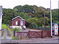 NH6547 : North Kessock telephone exchange by Richard Dorrell