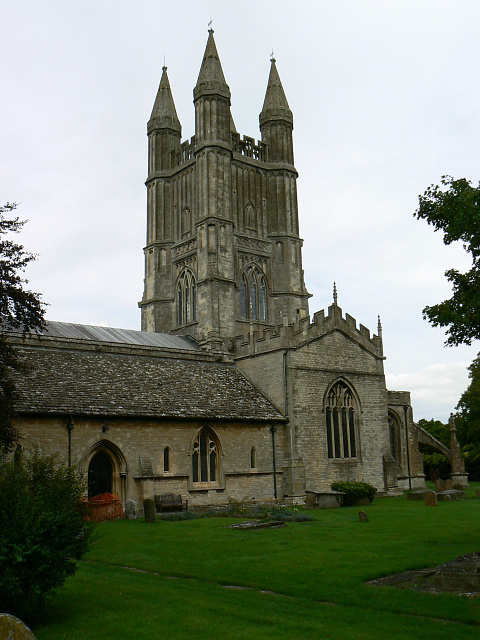 St Sampson's Church, Cricklade