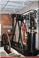 SO6610 : Steam engine, Dean Heritage Museum by Chris Allen
