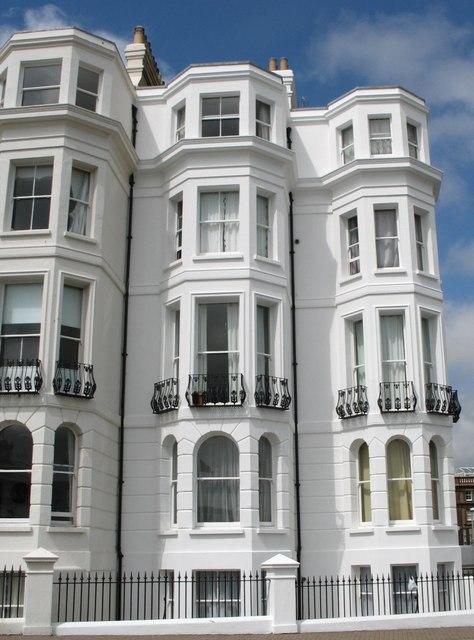 Victorian terrace eastbourne promenade gerald massey for 50 eastbourne terrace