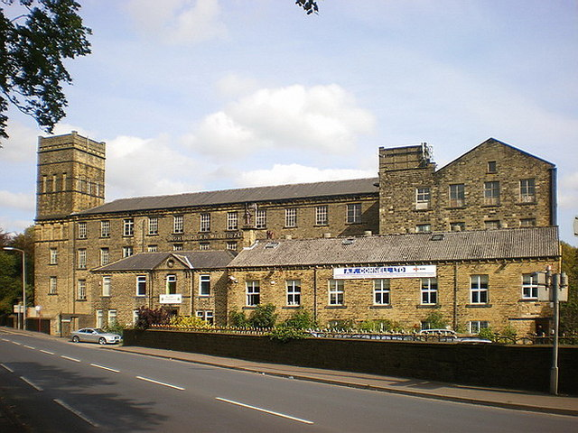North Dean Mill, West Vale